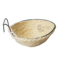 Nido de Cuerda Blanca