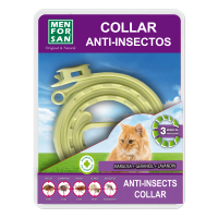 Collar Anti-Insectos