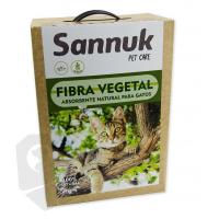Fibra Vegetal para Gatos